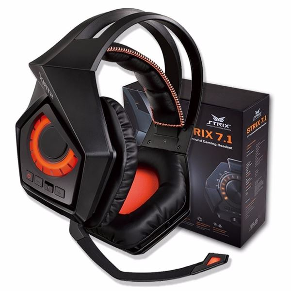 Asus Headset Strix 7.1 virtual