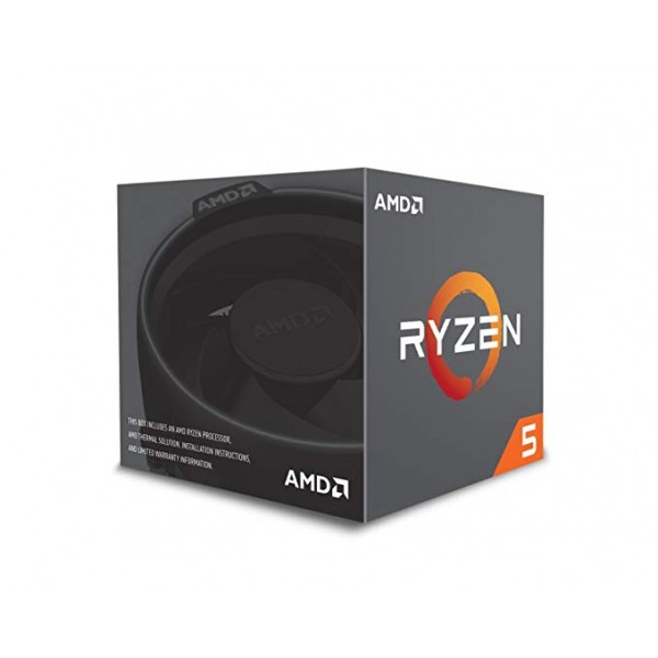 AMD Ryzen 5 2600X 4.2 GHz 8-Core AM4 Processor