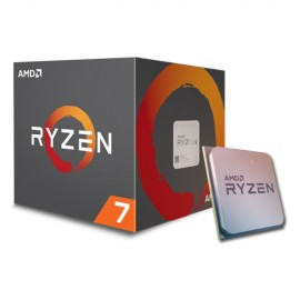 AMD Ryzen 7 2700X 3.7 GHz Eight-Core AM4 Processor