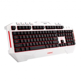 Asus Cerberus Arctic Keyboard Multi-color
