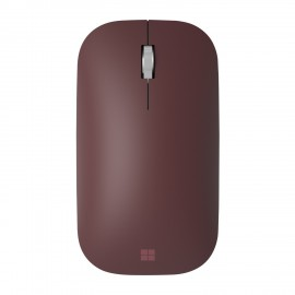 MIcrosoft Mobile Mouse - Burgundy